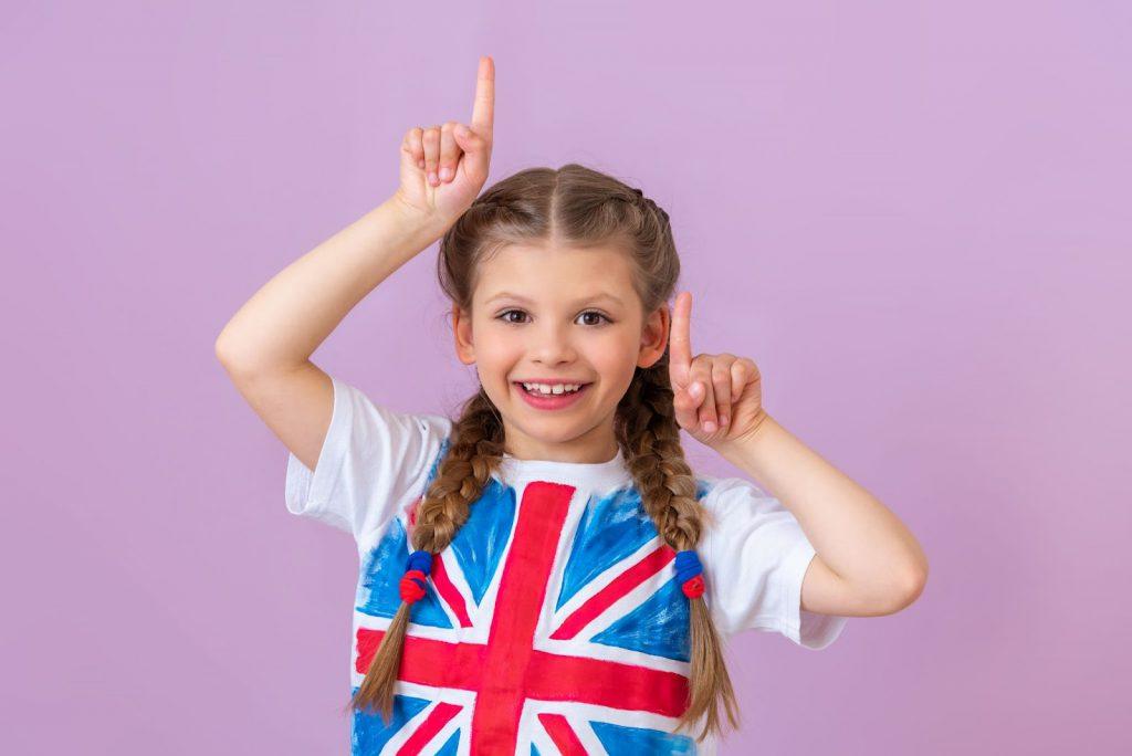 angielski dziecko