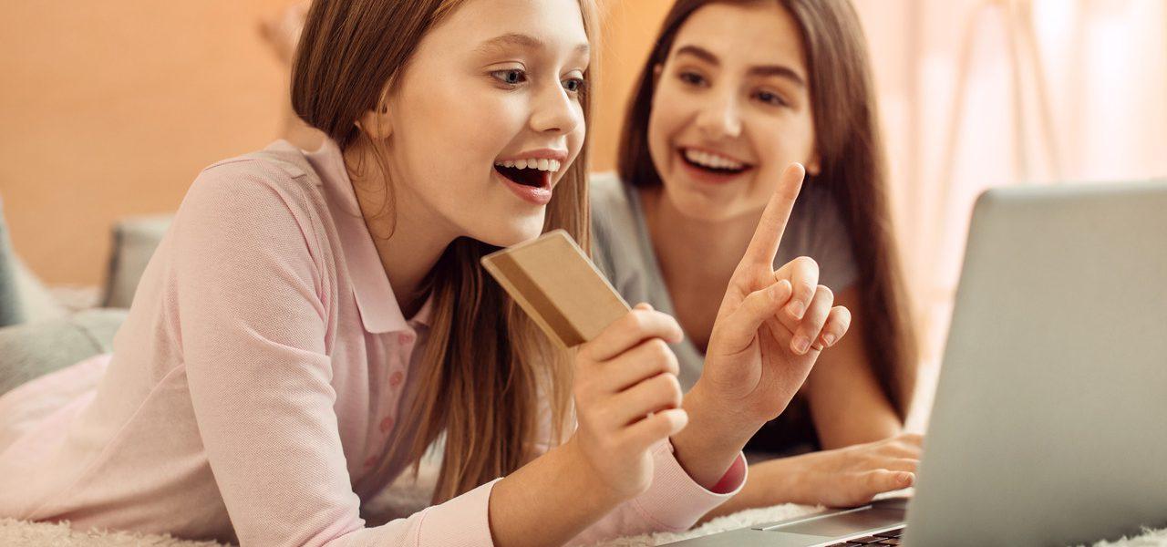 Karta płatnicza dla dzieci